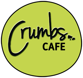 Crumbs Cafe logo