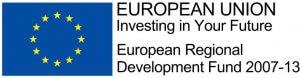 European Union - Investing in Your Future - European Regional Development Fund 2007-13