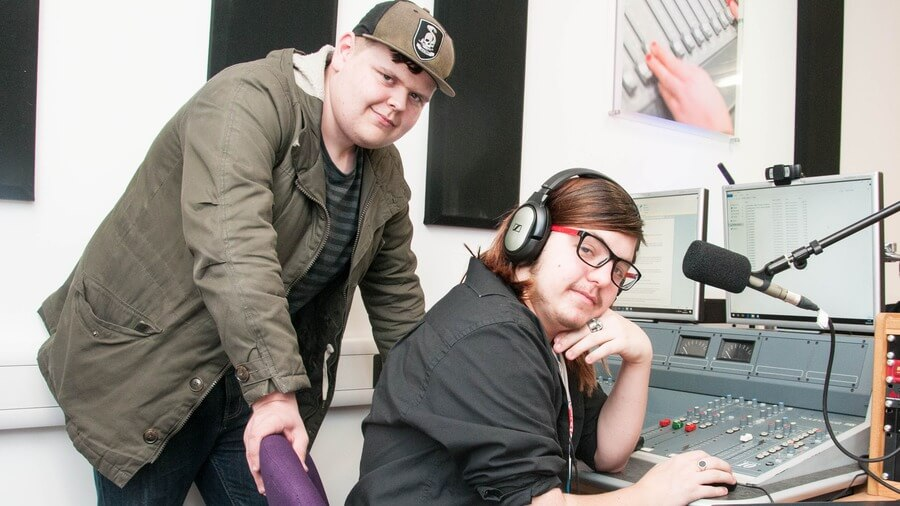 Barnsley College Radio