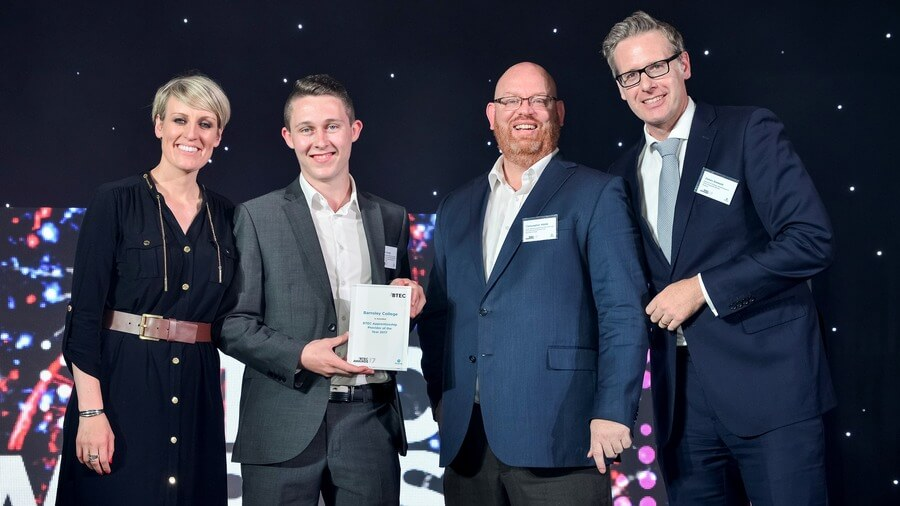 BTEC Apprenticeship Awards