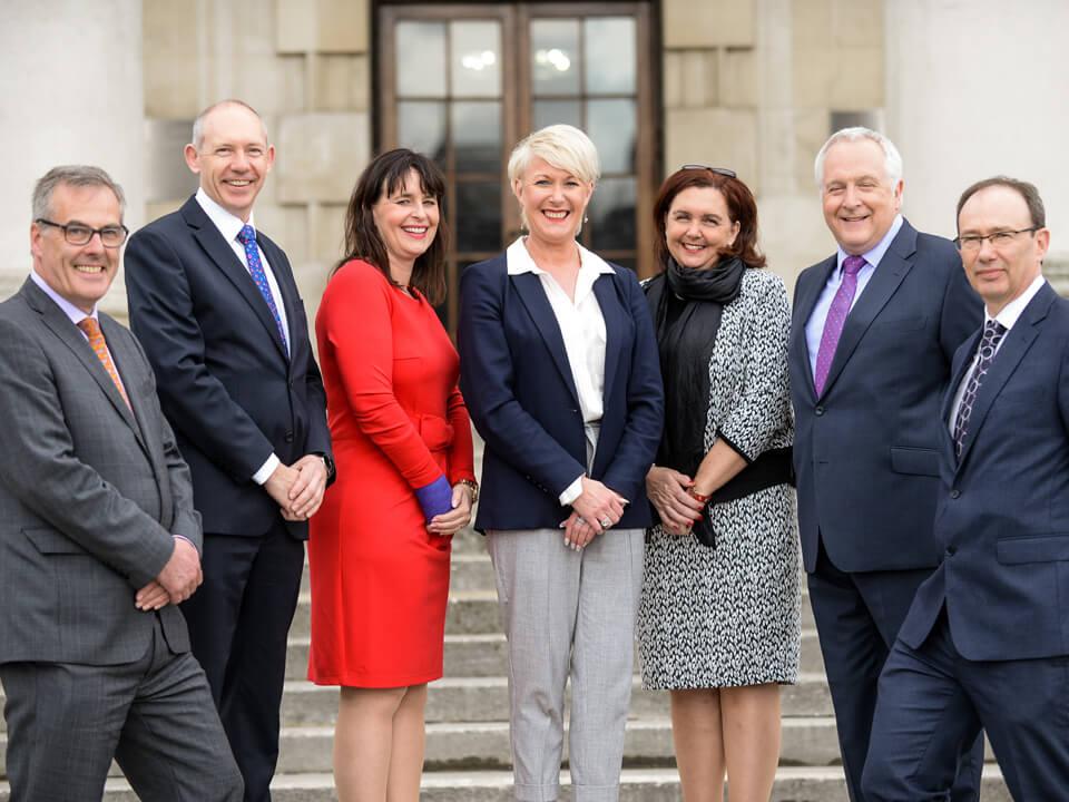 Professional Skills Partnership group photo