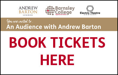 Book your Andrew Barton tickets here