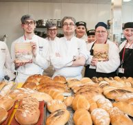 Catering students rise to the challenge