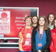 Sport students learn to make a difference