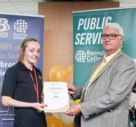 Public Services students celebrate outstanding achievements