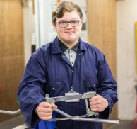 Barnsley College and Premdor engineer the future