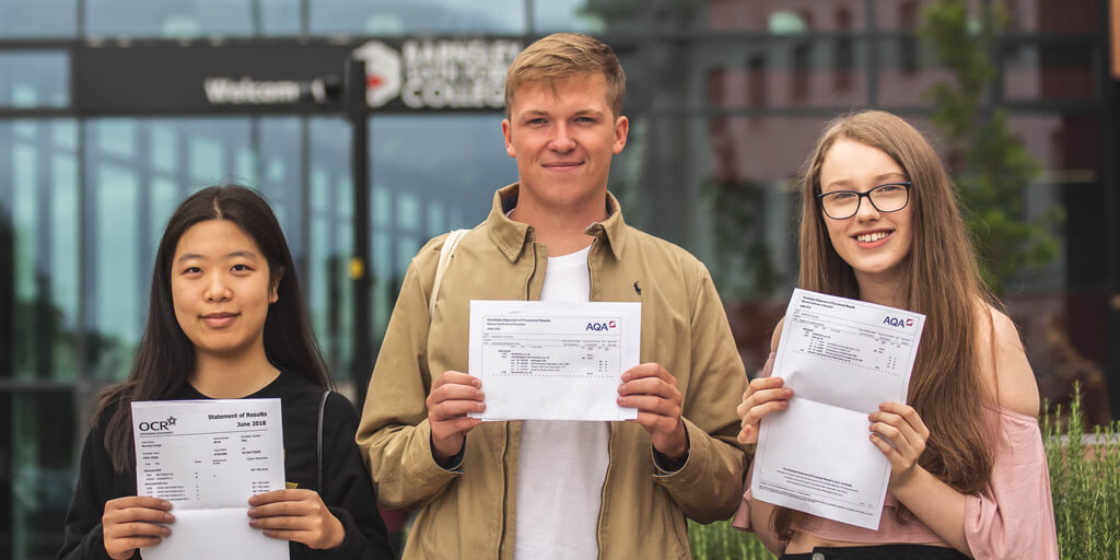 Barnsley Sixth Form College celebrates A Level results
