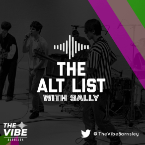 The Alt List every Monday at 6.00pm on The Vibe