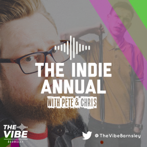 The Indie Annual every Friday at 7.00pm on The Vibe
