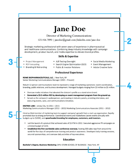 Three Quick Updates To Your CV That Could Make A Huge