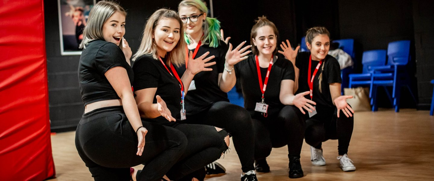 Barnsley College Musical Theatre students present Seussical the Musical