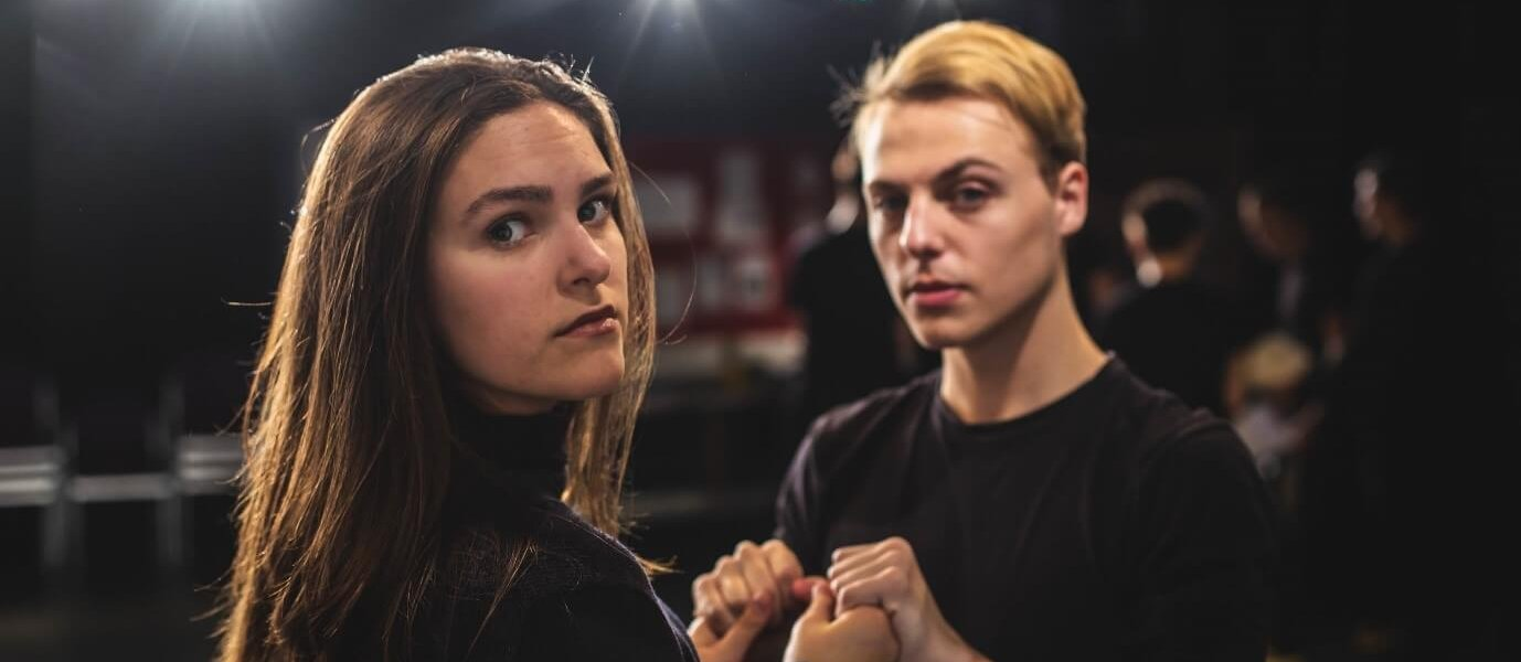 Barnsley College Performing Arts students.