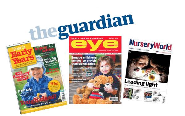 The Guardian Teach Early Years Early Years Educator Nursery World (at the Leaning Curve)