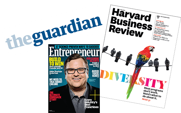 The Guardian Entrepreneur Harvard Business Review