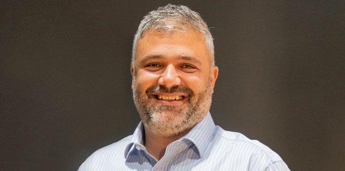 Barnsley College Principal and Chief Executive Yiannis Koursis
