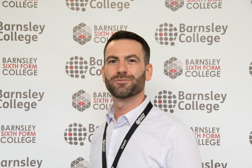 Chris Nicholson Account Manager at Barnsley College