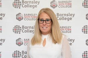Jenny Wardle NHS Contracts Co-ordinator at Barnsley College