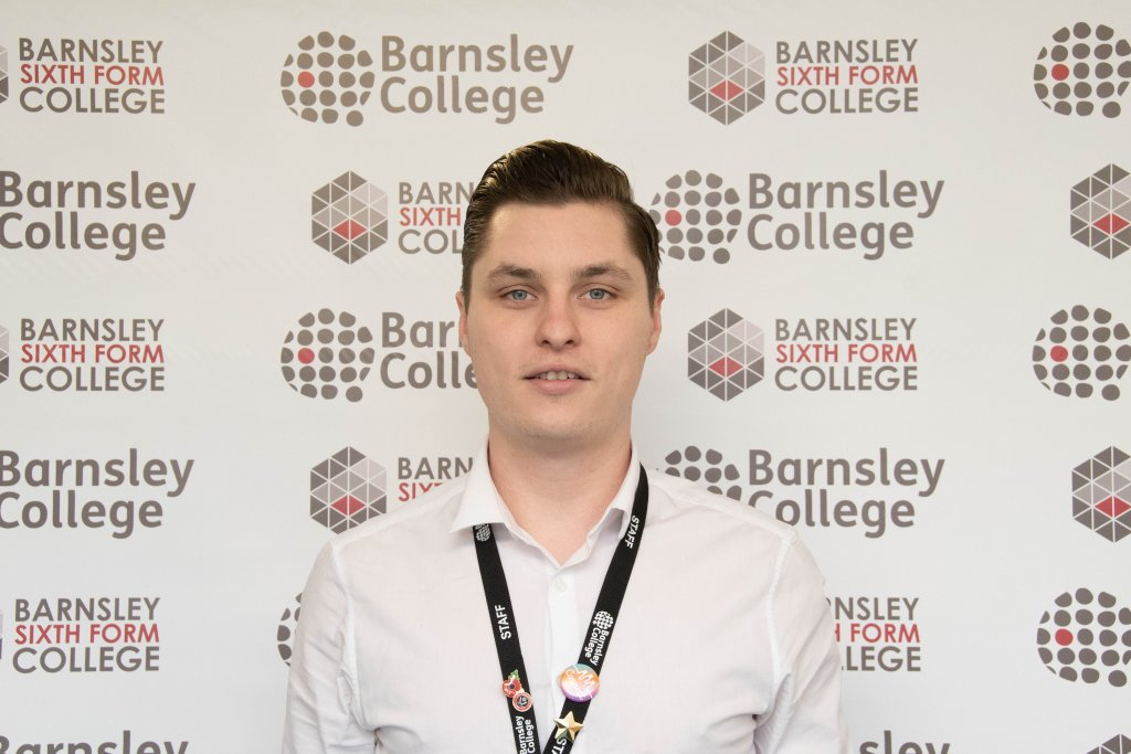 Karl Garratty Account Manager at Barnsley College