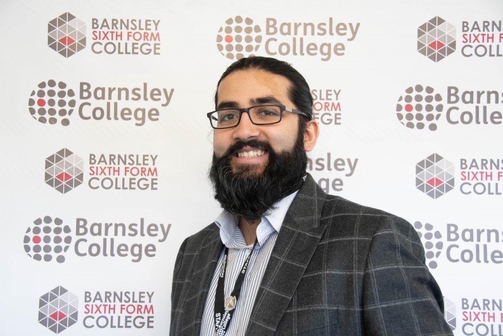 Qaysai Bhatti Business Development Officer at Barnsley College