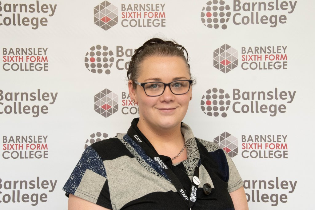 Sarah Hattersley Business Development Officer at Barnsley College