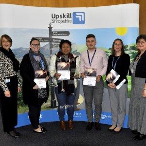 Upskill Shropshire Apprenticeship Awards 2019