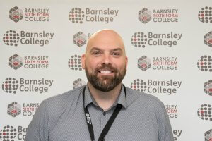 Steve Hartley Account Manager at Barnsley College