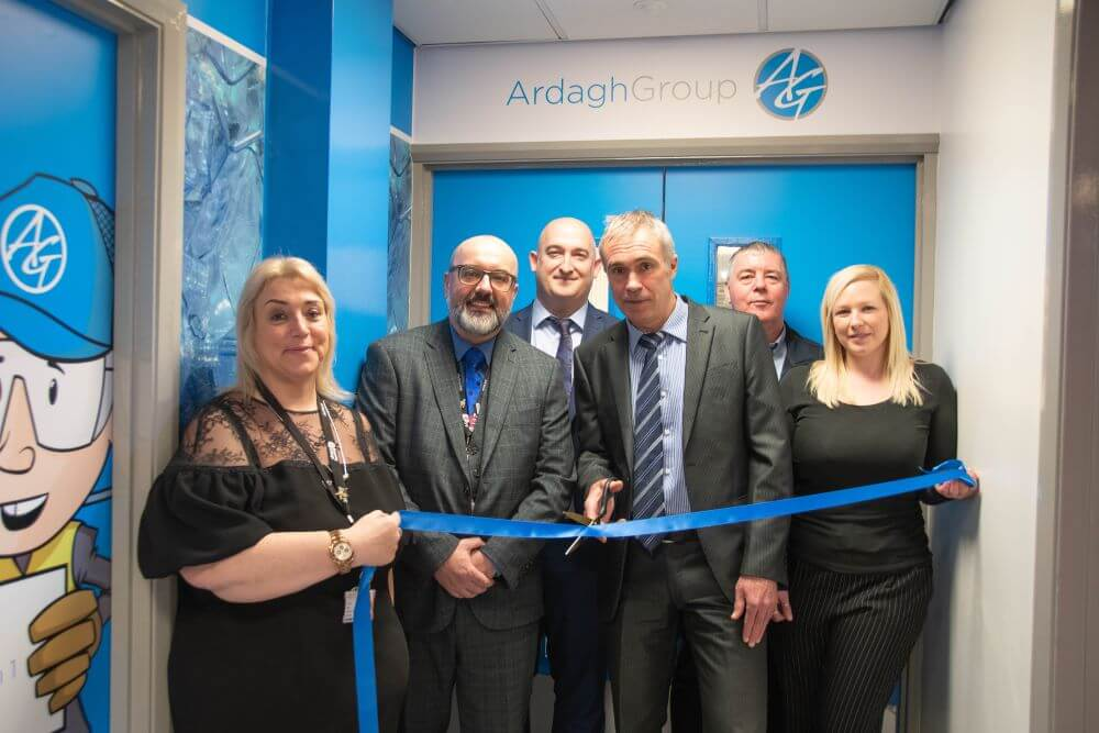 Barnsley College and Ardagh Group Launch new Academy