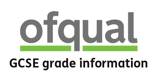 ofqual gcse grade information