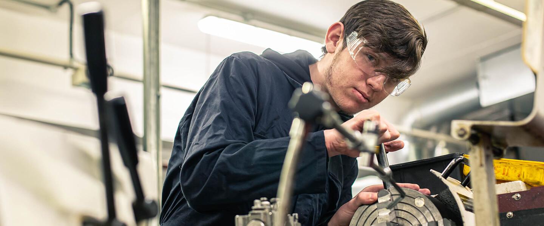 Mechanical Engineering student