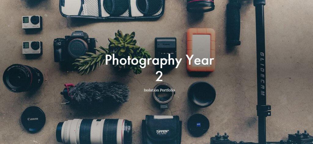 Link to photography portfolio