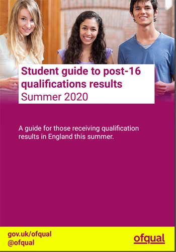 student guide to post-16 qualifications results