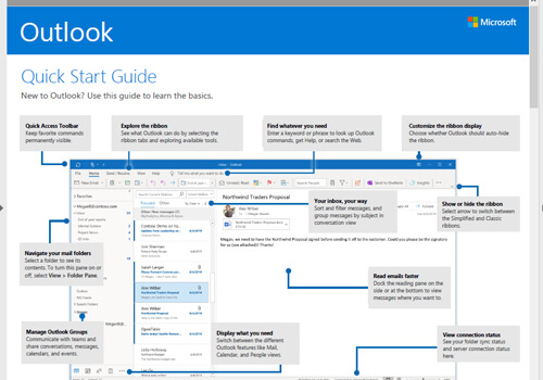 Outlook Quick Start Guide