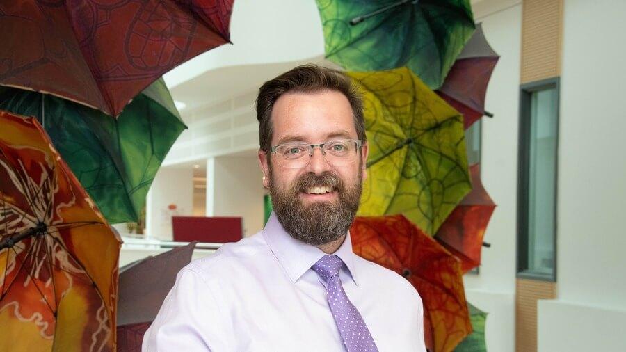 David Akeroyd, Deputy Principal, Development and Productivity at Barnsley College