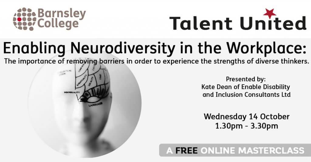 Talent Utd Masterclass Neurodiversity in the workplace