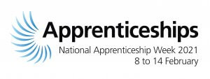 National Apprenticeship Week 2021 Logo NAW2021