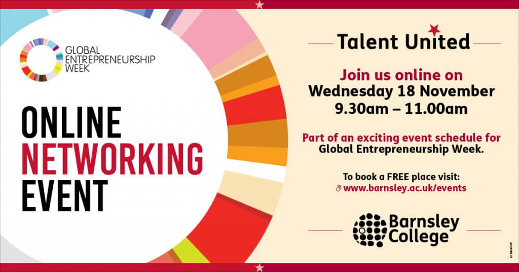 Talent United Networking Event November 2020