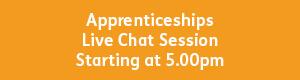 Apprenticeships 5.00pm