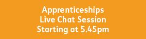 Apprenticeships 5.45pm