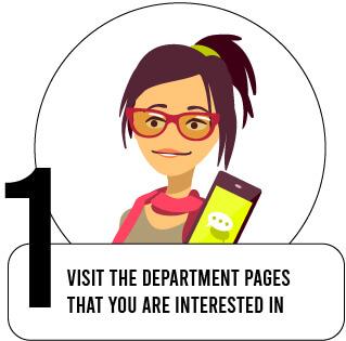 Visit the Department
