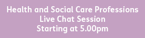 Health and Social Care 5.00pm