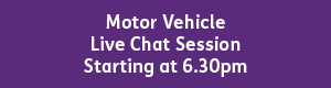Motor Vehicle 6.30pm