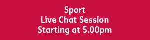 Sport 5.00pm