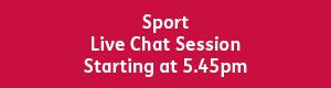 Sport 5.45pm