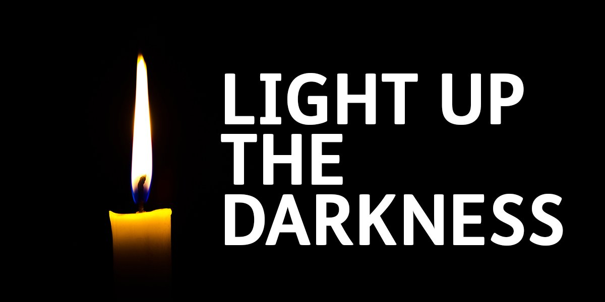 Holocaust Memorial Day 2021 - Light up the Darkness