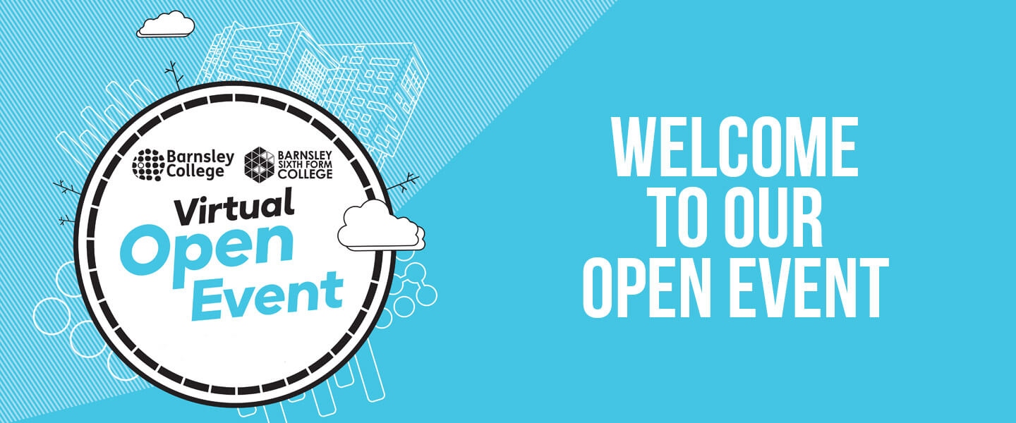 Welcome to our Virtual Open Event