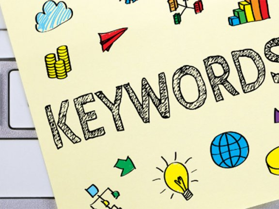 CV keywords