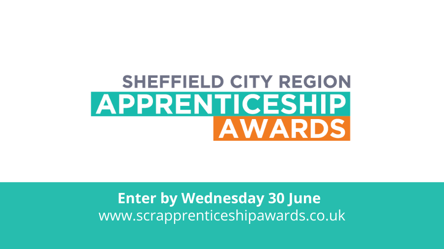 Sheffield City Region Apprenticeship Awards 2021 Open for entries