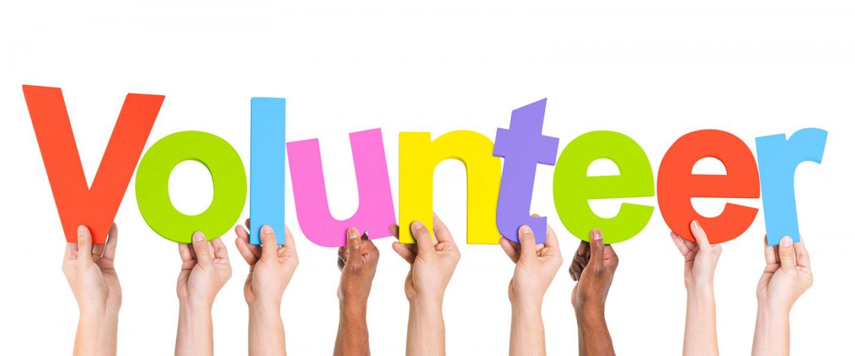 Volunteer.