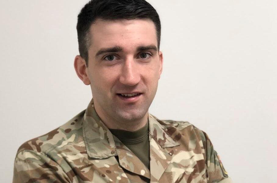 Lance Sergeant Robert Greeno.